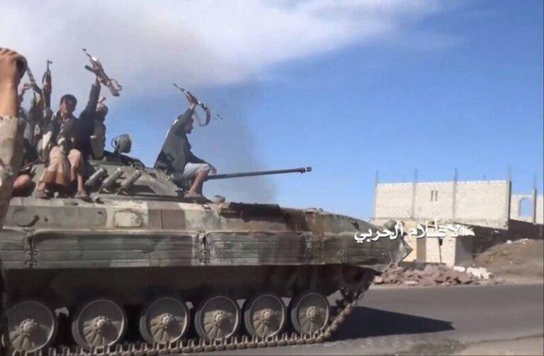 رونمایی ریاض از عناصر تروریستی داعش و القاعده در حومه غربی شهر مارب/ جزئیات سیلی محکم رزمندگان یمنی…